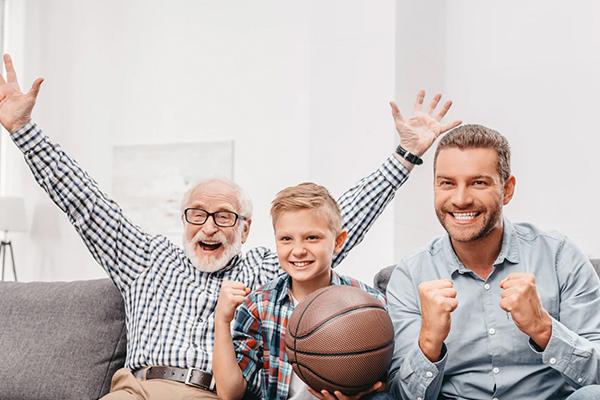Enjoy basketball, not hearing loss